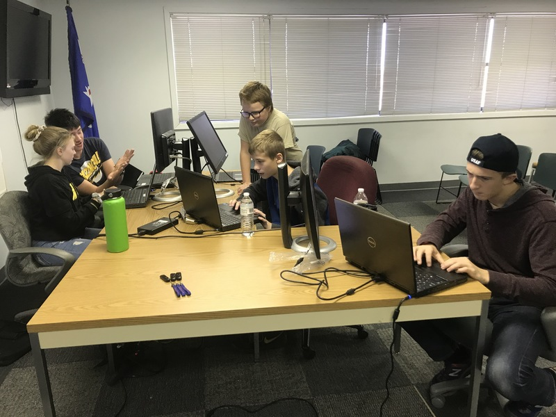 CyberPatriot Team 2019-2020